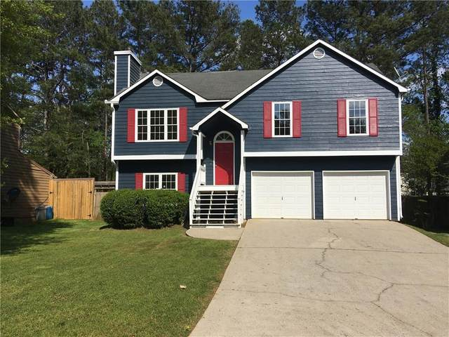 3879 Morning Dew Way, Powder Springs, GA 30127 (MLS #6706337) :: Dillard and Company Realty Group