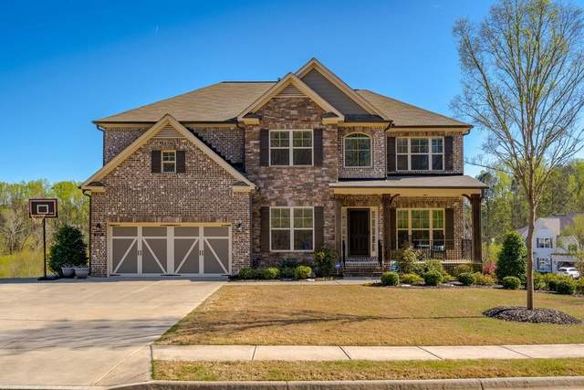 121 Seattle Slew Way, Canton, GA 30115 (MLS #6706349) :: The North Georgia Group