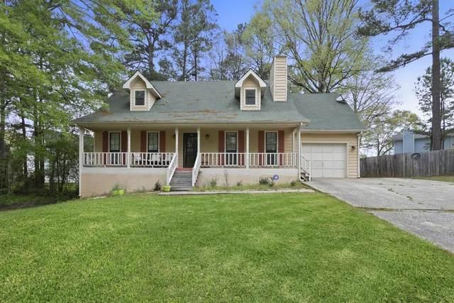 1011 Evans Drive, Riverdale, GA 30296 (MLS #6706376) :: The Heyl Group at Keller Williams