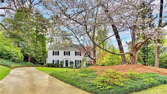 3137 Arden Road NW, Atlanta, GA 30305 (MLS #6706387) :: Path & Post Real Estate