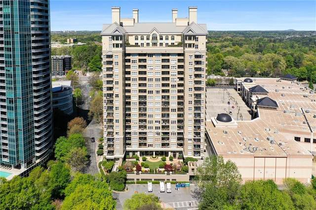 3334 Peachtree Road NE #213, Atlanta, GA 30326 (MLS #6706417) :: Charlie Ballard Real Estate