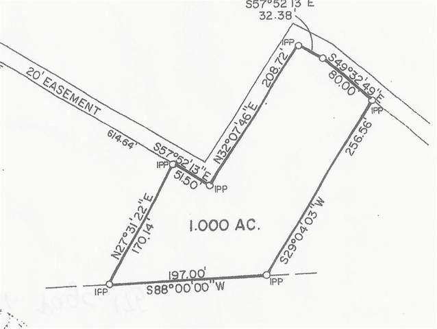 0 Smith Warner Road, Newnan, GA 30263 (MLS #6706422) :: The Heyl Group at Keller Williams