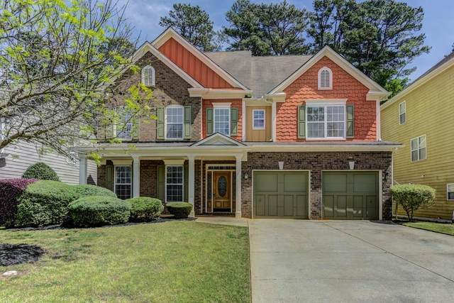 4633 Stone Lane, Stone Mountain, GA 30083 (MLS #6706436) :: The North Georgia Group