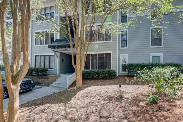 405 Summit North Drive NE, Atlanta, GA 30324 (MLS #6706477) :: Charlie Ballard Real Estate