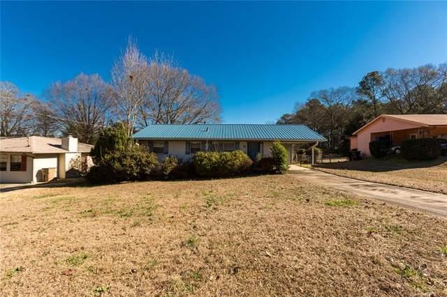 6242 Castlewood Drive, Morrow, GA 30260 (MLS #6706503) :: Charlie Ballard Real Estate