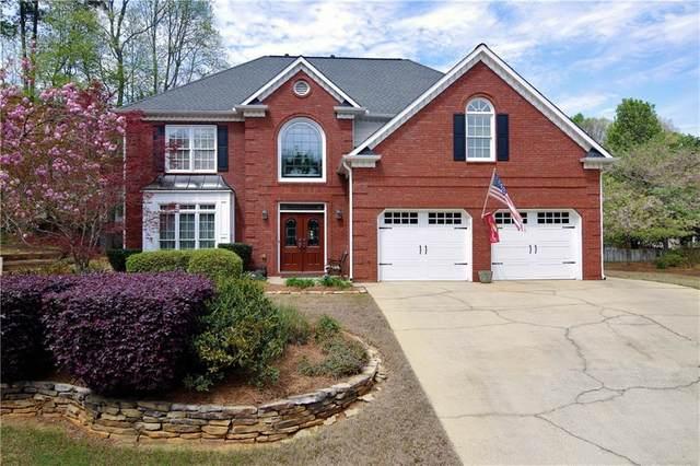 3758 Mashie Court NW, Acworth, GA 30101 (MLS #6706526) :: Kennesaw Life Real Estate