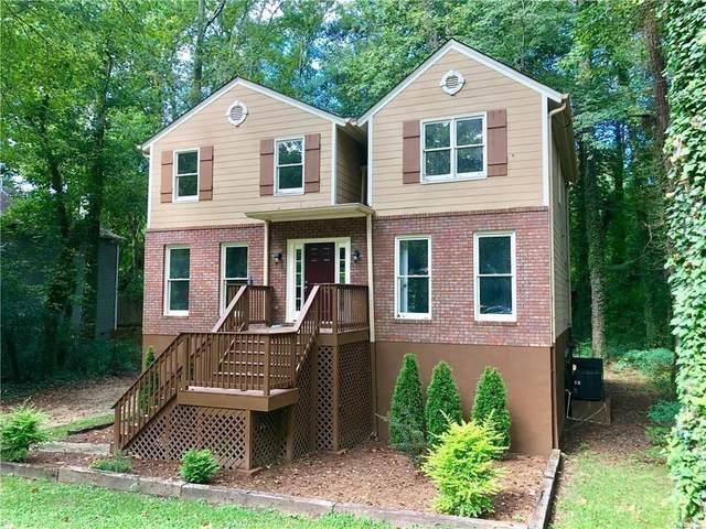 2756 Stonecreek Road, Smyrna, GA 30080 (MLS #6706527) :: North Atlanta Home Team
