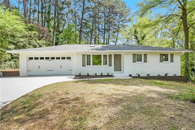 601 Oriole Drive SE, Marietta, GA 30067 (MLS #6706538) :: The Cowan Connection Team