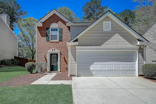 422 Registry Bluff, Stone Mountain, GA 30087 (MLS #6706545) :: The North Georgia Group