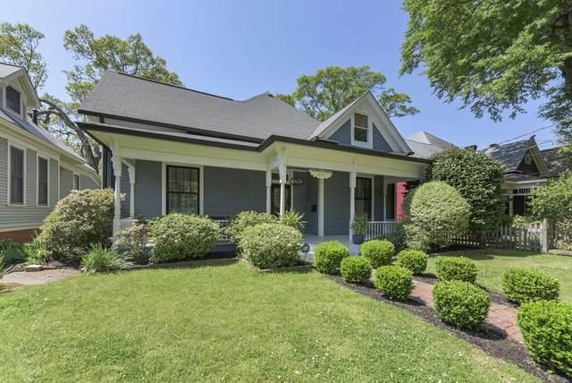 439 Oakland Avenue SE, Atlanta, GA 30312 (MLS #6706576) :: North Atlanta Home Team