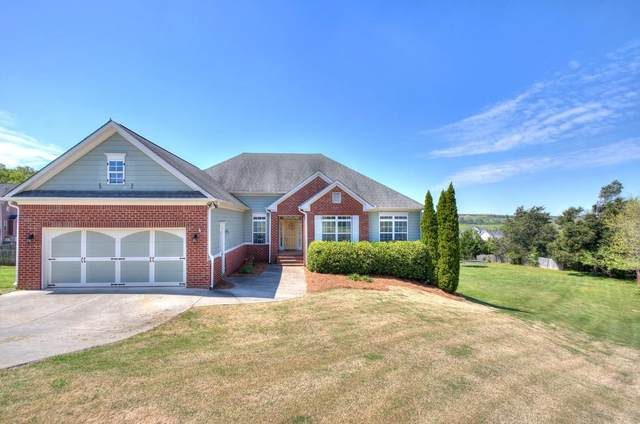 12 Prestwick Loop NW, Cartersville, GA 30120 (MLS #6706592) :: The Zac Team @ RE/MAX Metro Atlanta