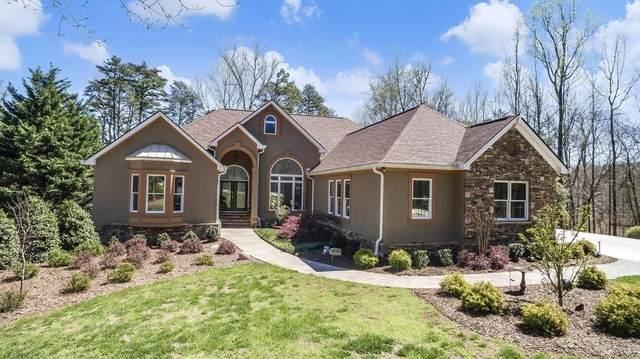 5171 Highland Road, Gainesville, GA 30506 (MLS #6706601) :: The North Georgia Group
