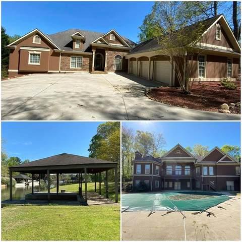 8620 Canal Drive, Jonesboro, GA 30236 (MLS #6706603) :: The Heyl Group at Keller Williams