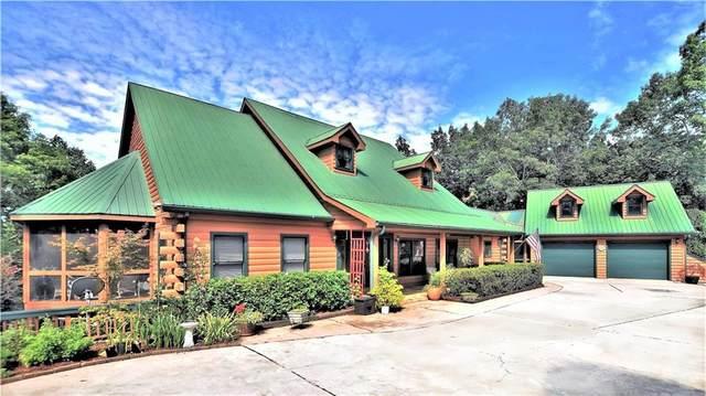 586 Westwind Trail, Clayton, GA 30525 (MLS #6706641) :: Thomas Ramon Realty