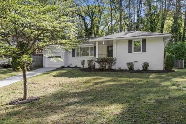 2836 Cloverhurst Drive, East Point, GA 30344 (MLS #6706662) :: North Atlanta Home Team