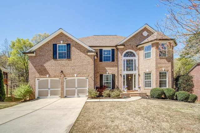 324 Evening Rain Crest, Canton, GA 30114 (MLS #6706667) :: Path & Post Real Estate