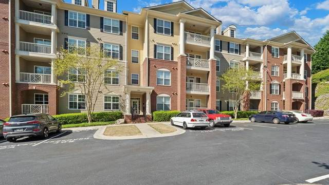 3150 Woodwalk Drive #1206, Atlanta, GA 30339 (MLS #6706672) :: The Cowan Connection Team