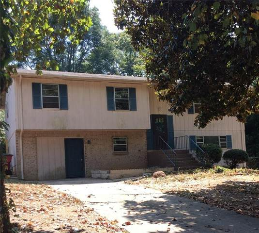 1757 Tilden Avenue, Jonesboro, GA 30236 (MLS #6706673) :: The Heyl Group at Keller Williams