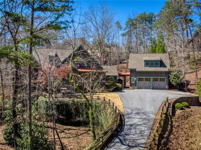 447 Mountain Trace Drive, Dahlonega, GA 30533 (MLS #6706678) :: Good Living Real Estate