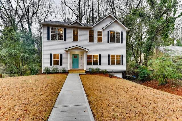1650 S Olympian Way SW, Atlanta, GA 30310 (MLS #6706682) :: RE/MAX Paramount Properties
