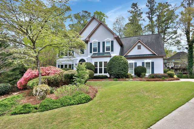 1077 Grantham Way SW, Marietta, GA 30064 (MLS #6706692) :: Good Living Real Estate