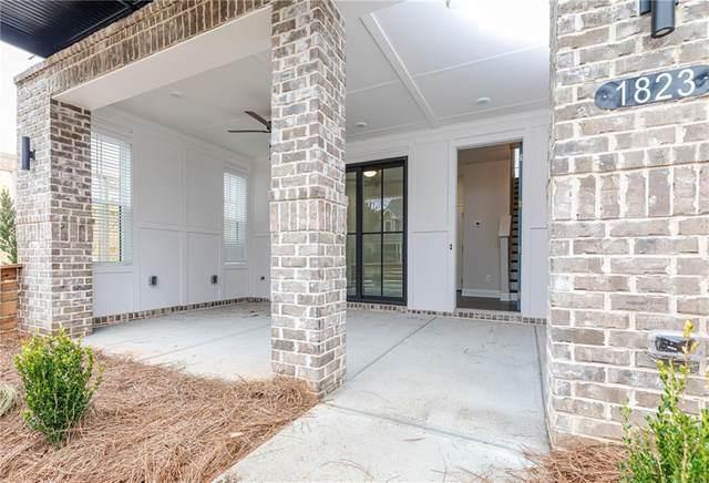 1863 La Dawn Lane #2, Atlanta, GA 30318 (MLS #6706700) :: Good Living Real Estate