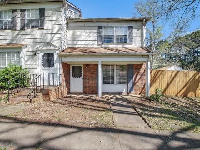 2606 Terrace Parkway, Morrow, GA 30260 (MLS #6706716) :: Charlie Ballard Real Estate