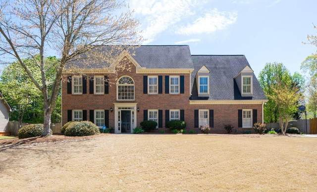 3147 Crestmont Way NW, Kennesaw, GA 30152 (MLS #6706741) :: Kennesaw Life Real Estate