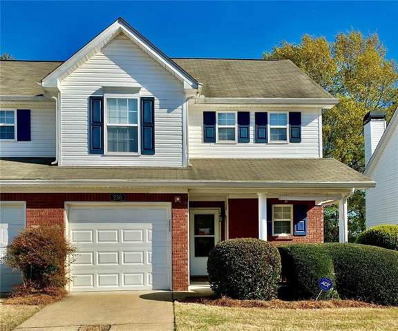 230 Cottonwood Creek Circle, Canton, GA 30114 (MLS #6706745) :: Path & Post Real Estate