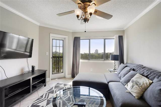 795 Hammond Drive #706, Sandy Springs, GA 30328 (MLS #6706755) :: Kennesaw Life Real Estate
