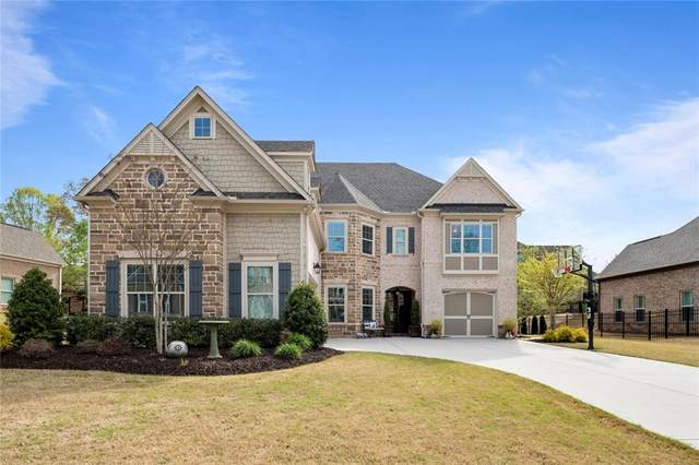 12425 Beragio Place, Alpharetta, GA 30004 (MLS #6706796) :: The Zac Team @ RE/MAX Metro Atlanta
