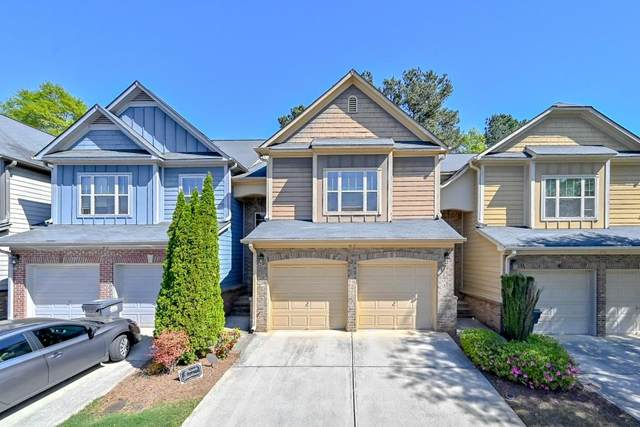 82 Grampian Way #2, Marietta, GA 30008 (MLS #6706812) :: Keller Williams