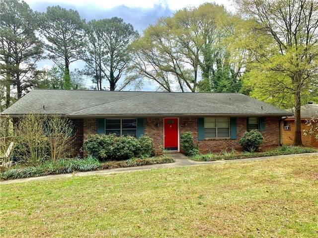 2903 Whispering Hills Drive, Atlanta, GA 30341 (MLS #6706825) :: The North Georgia Group