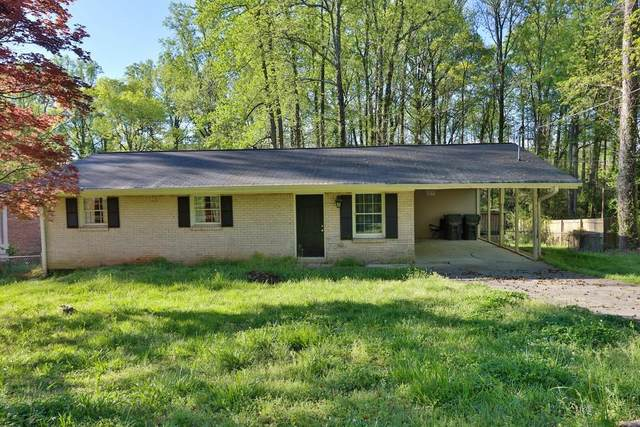 5896 Hammond Drive, Norcross, GA 30071 (MLS #6706828) :: RE/MAX Paramount Properties