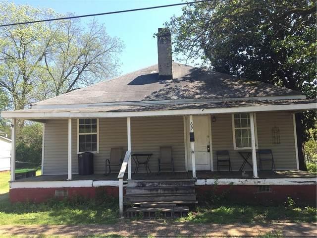 69 Arnold Street, Grantville, GA 30220 (MLS #6706840) :: The North Georgia Group