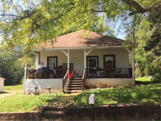 82 Maple Street, Grantville, GA 30220 (MLS #6706852) :: The North Georgia Group