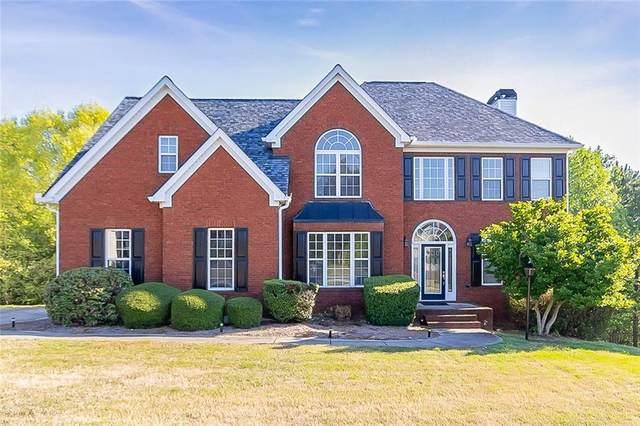 2380 Greythorne Commons, Douglasville, GA 30135 (MLS #6706854) :: The Hinsons - Mike Hinson & Harriet Hinson