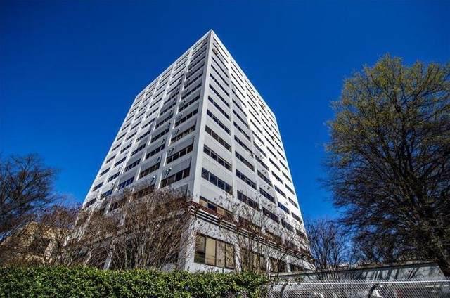 120 Ralph Mcgill Boulevard NE #708, Atlanta, GA 30308 (MLS #6706856) :: The Butler/Swayne Team
