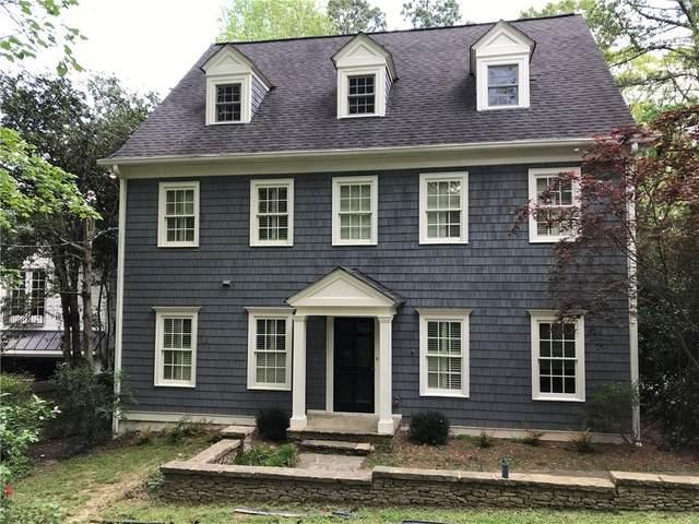 9 Collier Lane NW, Atlanta, GA 30305 (MLS #6706858) :: Path & Post Real Estate