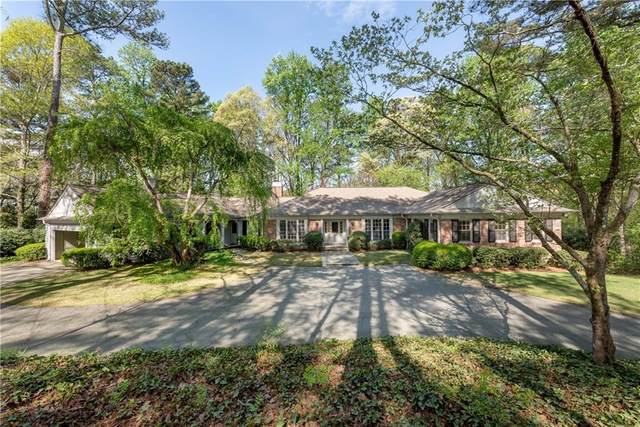 3856 Randall Ridge Road NW, Atlanta, GA 30327 (MLS #6706859) :: Path & Post Real Estate
