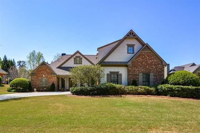 2133 Ellis Farm Drive, Marietta, GA 30064 (MLS #6706861) :: The Hinsons - Mike Hinson & Harriet Hinson
