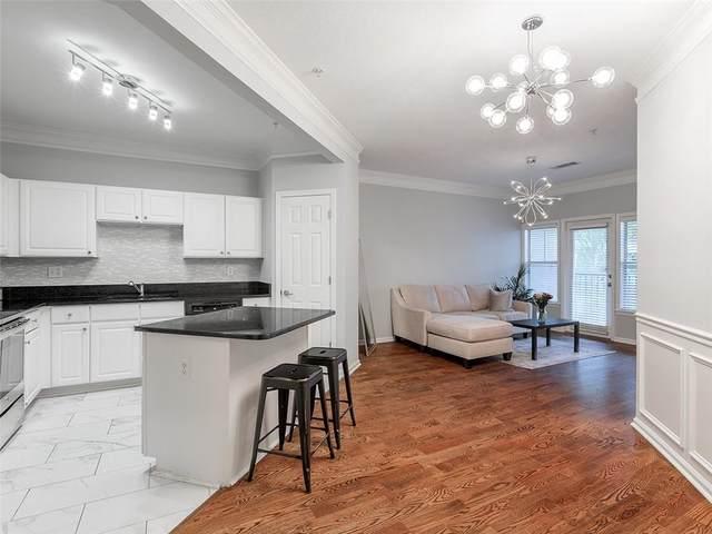 1850 Cotillion Drive #2211, Atlanta, GA 30338 (MLS #6706870) :: Rich Spaulding