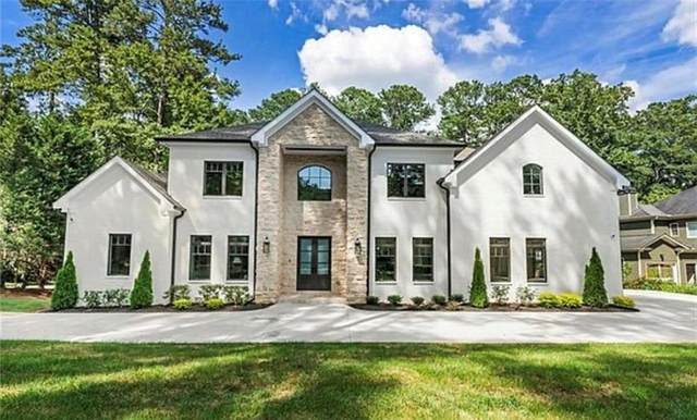 4417 Jett Road NW, Atlanta, GA 30327 (MLS #6706874) :: Path & Post Real Estate