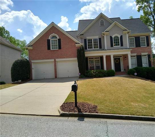 1130 Queensgate Drive SE, Smyrna, GA 30082 (MLS #6706885) :: The Hinsons - Mike Hinson & Harriet Hinson