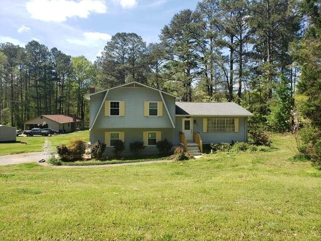 2481 Brown Deer Trail, Acworth, GA 30101 (MLS #6706887) :: The Hinsons - Mike Hinson & Harriet Hinson