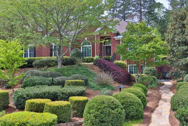5330 Tallgrass Way NW, Kennesaw, GA 30152 (MLS #6706892) :: The Hinsons - Mike Hinson & Harriet Hinson