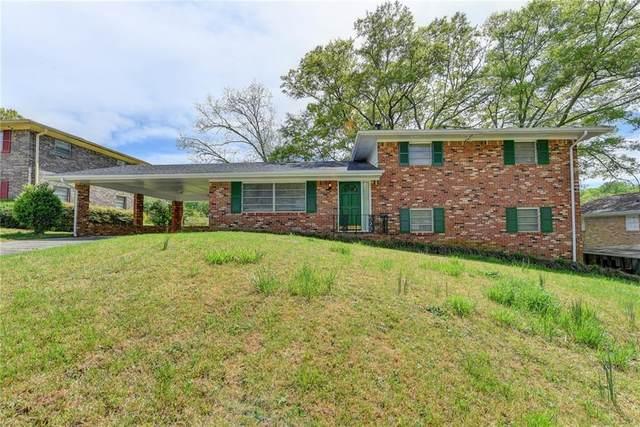 3993 Emerald Lake Drive, Decatur, GA 30035 (MLS #6706938) :: Kennesaw Life Real Estate