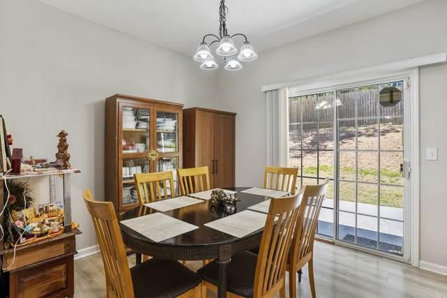 2351 Heritage Park Circle NW #18, Kennesaw, GA 30144 (MLS #6706940) :: Kennesaw Life Real Estate