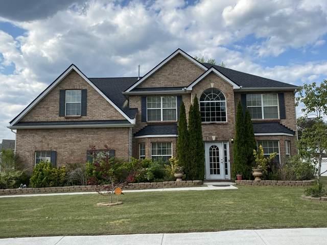 1501 Saint George Place, Conyers, GA 30012 (MLS #6706958) :: North Atlanta Home Team