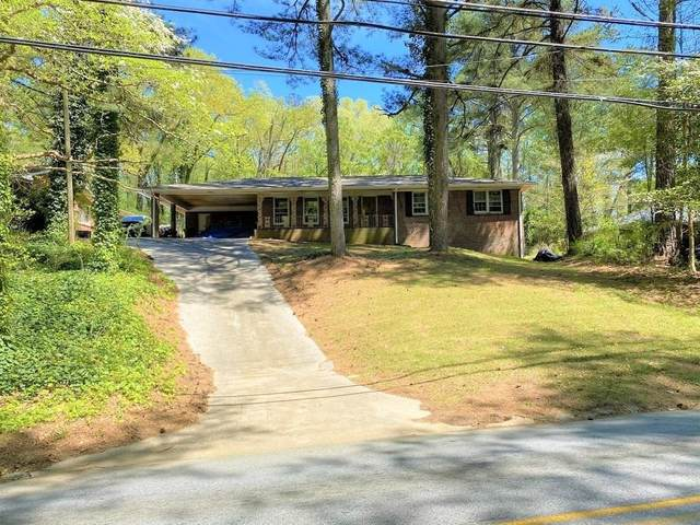 1954 Childress Drive SW, Atlanta, GA 30311 (MLS #6706962) :: Charlie Ballard Real Estate